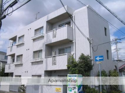 兵庫県西宮市、門戸厄神駅徒歩13分の築28年 3階建の賃貸マンション