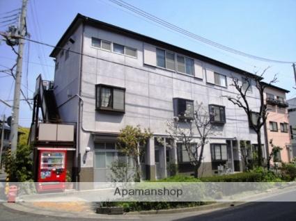 兵庫県西宮市、門戸厄神駅徒歩12分の築39年 3階建の賃貸マンション