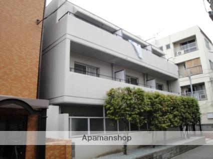 兵庫県西宮市、西宮駅徒歩15分の築30年 3階建の賃貸マンション