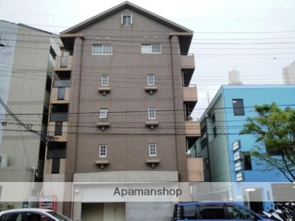 兵庫県西宮市、さくら夙川駅徒歩15分の築22年 5階建の賃貸マンション