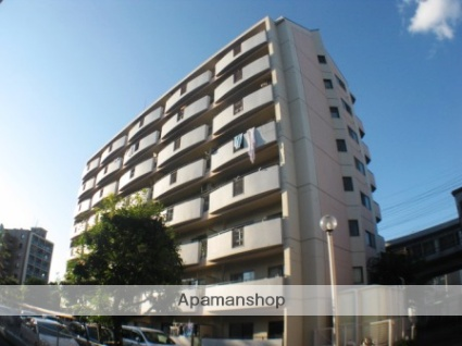兵庫県尼崎市、猪名寺駅徒歩5分の築27年 8階建の賃貸マンション