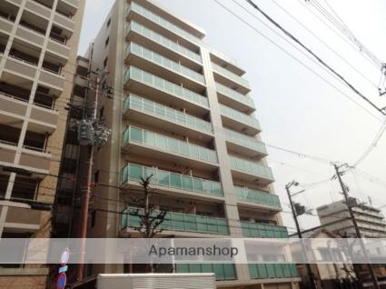 兵庫県西宮市、西宮駅徒歩12分の新築 10階建の賃貸マンション
