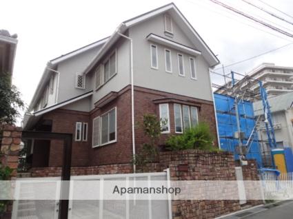 兵庫県西宮市、苦楽園口駅徒歩21分の築28年 2階建の賃貸アパート