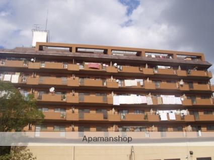 兵庫県西宮市、西宮駅徒歩15分の築30年 8階建の賃貸マンション