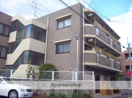 兵庫県西宮市、さくら夙川駅徒歩18分の築22年 3階建の賃貸マンション