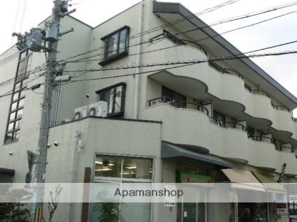 兵庫県西宮市、さくら夙川駅徒歩19分の築26年 3階建の賃貸マンション