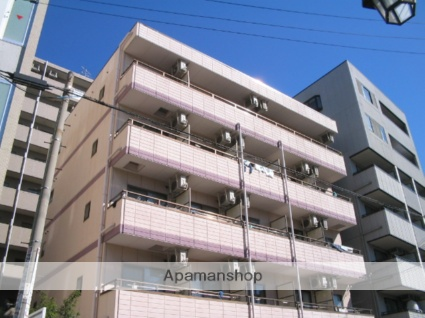 兵庫県西宮市、西宮駅徒歩18分の築19年 5階建の賃貸マンション