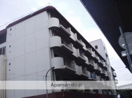 兵庫県西宮市、甲子園駅徒歩10分の築42年 5階建の賃貸マンション