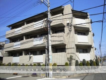 兵庫県西宮市、西宮駅徒歩16分の築13年 3階建の賃貸マンション