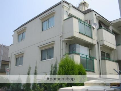 兵庫県西宮市、さくら夙川駅徒歩11分の築30年 3階建の賃貸マンション