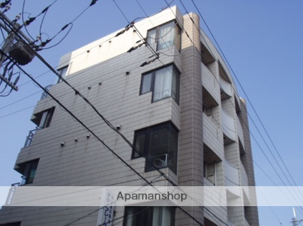 兵庫県西宮市、今津駅徒歩6分の築27年 5階建の賃貸マンション