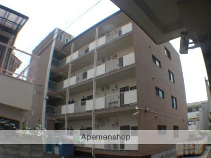 兵庫県西宮市、西宮北口駅徒歩20分の築46年 4階建の賃貸マンション