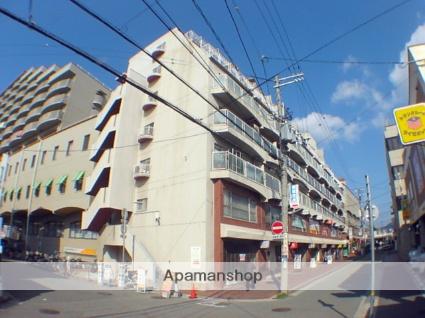 兵庫県西宮市、さくら夙川駅徒歩7分の築40年 7階建の賃貸マンション