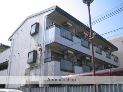 兵庫県西宮市、今津駅徒歩20分の築23年 3階建の賃貸マンション