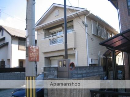 兵庫県伊丹市、猪名寺駅徒歩12分の築25年 2階建の賃貸アパート