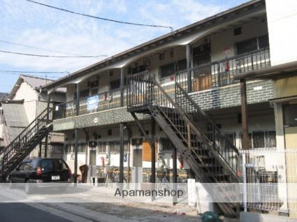 兵庫県尼崎市、塚口駅徒歩24分の築30年 2階建の賃貸アパート