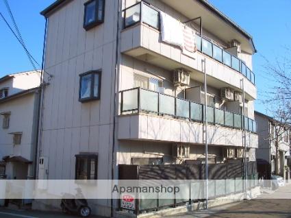 兵庫県尼崎市、立花駅徒歩24分の築20年 3階建の賃貸マンション