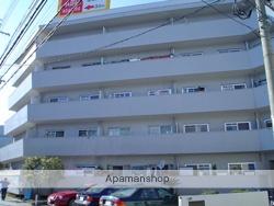 兵庫県西宮市、さくら夙川駅徒歩13分の築41年 5階建の賃貸マンション