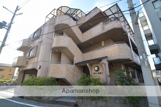 兵庫県明石市、魚住駅徒歩12分の築26年 4階建の賃貸マンション