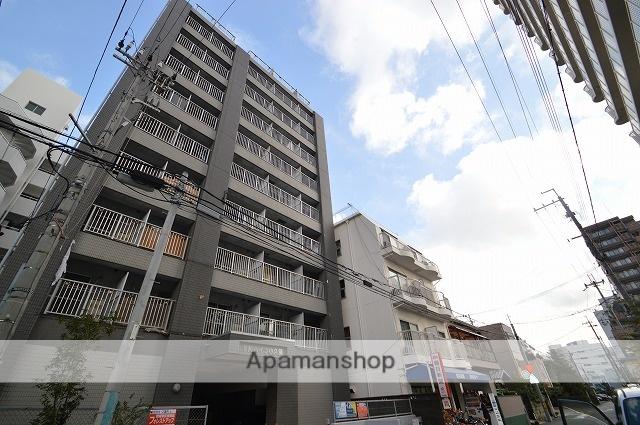 兵庫県明石市、西明石駅徒歩6分の築21年 10階建の賃貸マンション