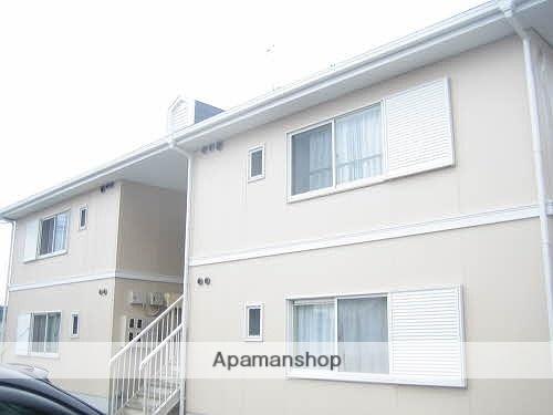兵庫県小野市、河合西駅徒歩22分の築16年 2階建の賃貸アパート