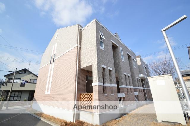 兵庫県加古郡播磨町、土山駅徒歩10分の築9年 2階建の賃貸アパート