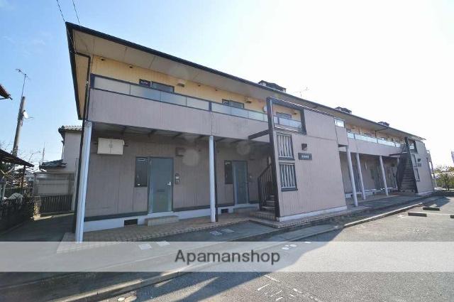 兵庫県加古郡播磨町、土山駅徒歩40分の築19年 2階建の賃貸アパート