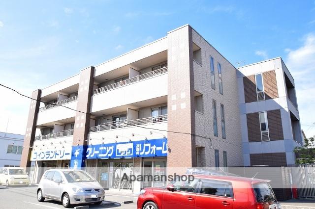 兵庫県加古川市、東加古川駅徒歩42分の築9年 3階建の賃貸マンション