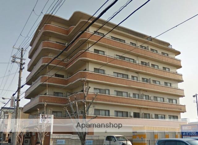 兵庫県明石市、明石駅徒歩12分の築26年 7階建の賃貸マンション