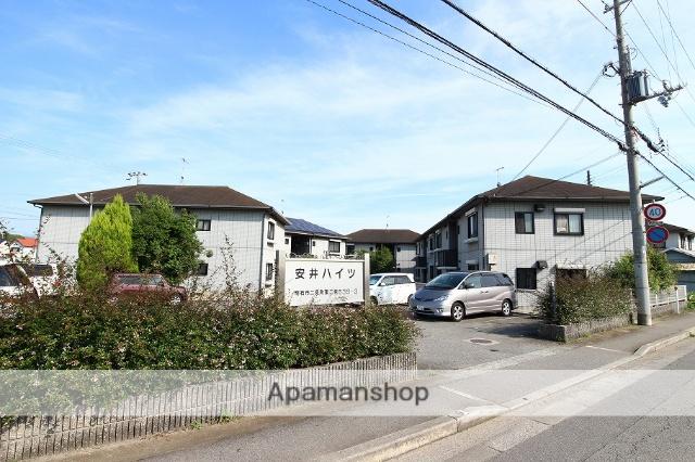 兵庫県明石市、土山駅徒歩21分の築20年 2階建の賃貸アパート