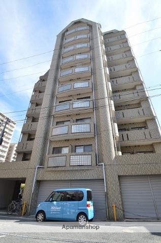 兵庫県明石市、明石駅徒歩5分の築18年 10階建の賃貸マンション