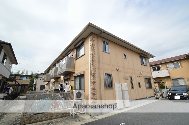兵庫県小野市、小野駅徒歩9分の築9年 2階建の賃貸アパート