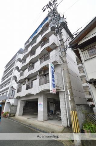 兵庫県加古川市、東加古川駅徒歩3分の築27年 6階建の賃貸マンション