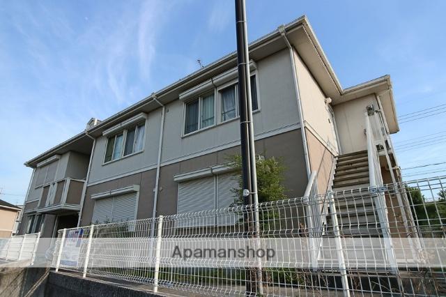 兵庫県神戸市西区、明石駅バス17分中野下車後徒歩1分の築23年 2階建の賃貸アパート