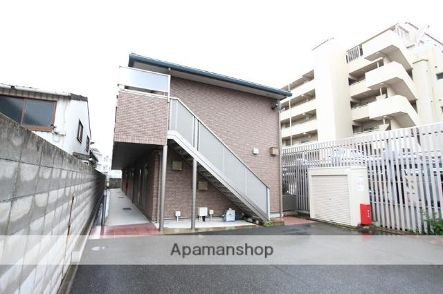 兵庫県明石市、大蔵谷駅徒歩13分の築7年 2階建の賃貸アパート