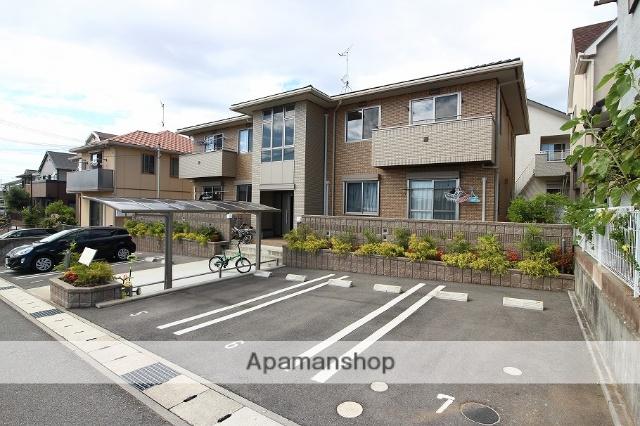 兵庫県明石市、大久保駅徒歩29分の築4年 2階建の賃貸アパート