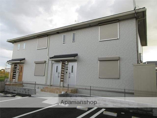 兵庫県加東市の新築 2階建の賃貸アパート