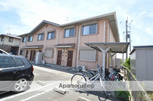 兵庫県小野市、小野駅徒歩8分の築9年 2階建の賃貸アパート