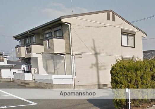 兵庫県加古川市、神野駅徒歩3分の築22年 2階建の賃貸アパート