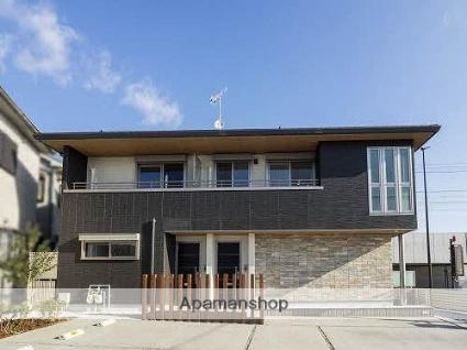 兵庫県明石市、中八木駅徒歩8分の新築 2階建の賃貸アパート