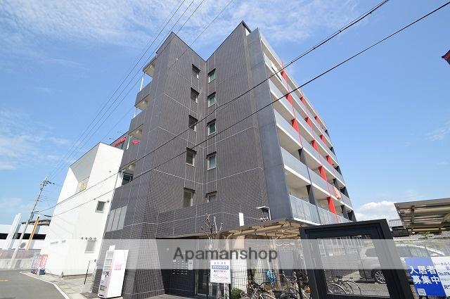 兵庫県明石市、大久保駅徒歩3分の築7年 6階建の賃貸マンション
