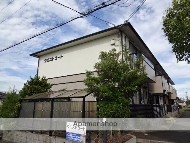 兵庫県三木市、大村駅徒歩10分の築18年 2階建の賃貸アパート
