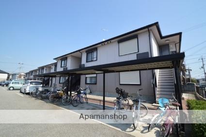 兵庫県明石市、江井ヶ島駅徒歩6分の築20年 2階建の賃貸アパート