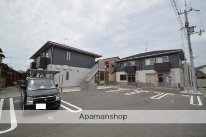 兵庫県明石市、朝霧駅徒歩17分の築5年 2階建の賃貸アパート