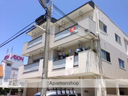 兵庫県明石市、土山駅徒歩8分の築39年 3階建の賃貸マンション