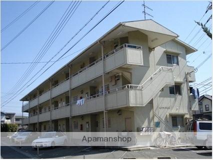 兵庫県明石市、西明石駅徒歩12分の築31年 3階建の賃貸マンション