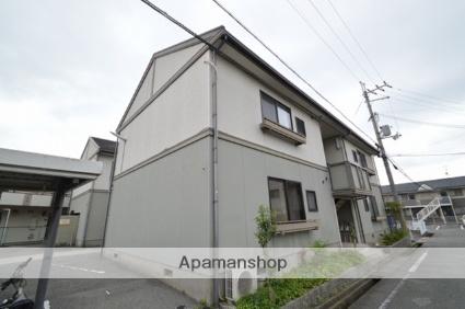 兵庫県小野市、小野駅徒歩10分の築24年 2階建の賃貸アパート