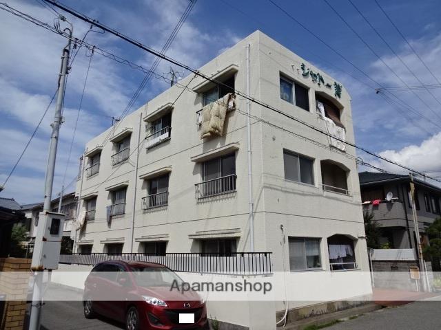 兵庫県明石市、明石駅徒歩15分の築37年 3階建の賃貸マンション