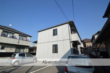 兵庫県神戸市西区、明石駅バス10分西土木事務所前下車後徒歩5分の築15年 2階建の賃貸アパート
