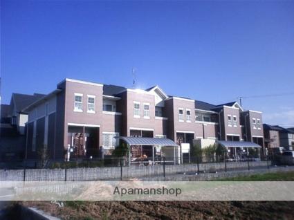 兵庫県加古郡稲美町、土山駅徒歩50分の築10年 2階建の賃貸アパート